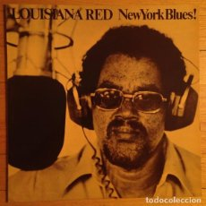 Discos de vinilo: LOUISIANA RED ?– NEW YORK BLUES EDIGSA ?– 12L0074 ED. ESPAÑA. Lote 104719587