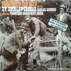 Disques de vinyle: EV. SHIRLEY CAESAR & THE CAESAR SINGERS WITH THE THOMPSON COMMUNITY CHOIR: THE THREE OLD MEN. Lote 104720891