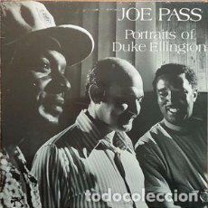 Discos de vinilo: JOE PASS: PORTRAITS OF DUKE ELLINGTON. ED. ESPAÑA PABLO RECORDS 1975. Lote 104722027