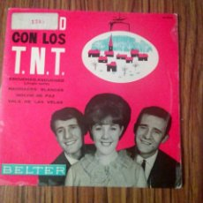 Discos de vinilo: T.N.T. NAVIDAD CON LOS TNT. EP. 1964.. Lote 104730680