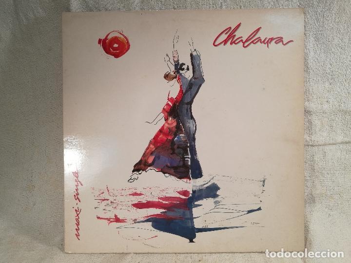 MAXI CHALAURA ( MUSICA DE PEPE DE LUCIA ) (Música - Discos de Vinilo - Maxi Singles - Flamenco, Canción española y Cuplé)