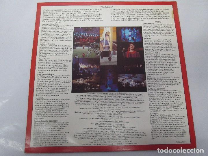 Discos de vinilo: THE PILGRIM. FROM THE LORIENT FESTIVAL SUITE COMPOSED BY SHAUN DAVEY. LP VINILO 1984. - Foto 7 - 104744951