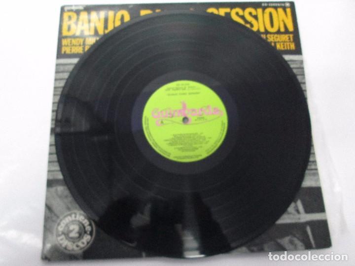 Discos de vinilo: BANJO PARIS SESSION. 2 DISCOS LP VINILO. GUINBARDA 1979. WENDY MILLER. JEAN MARIE REDON... - Foto 5 - 104745091