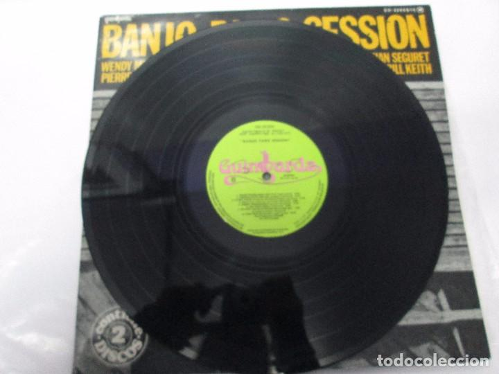 Discos de vinilo: BANJO PARIS SESSION. 2 DISCOS LP VINILO. GUINBARDA 1979. WENDY MILLER. JEAN MARIE REDON... - Foto 7 - 104745091