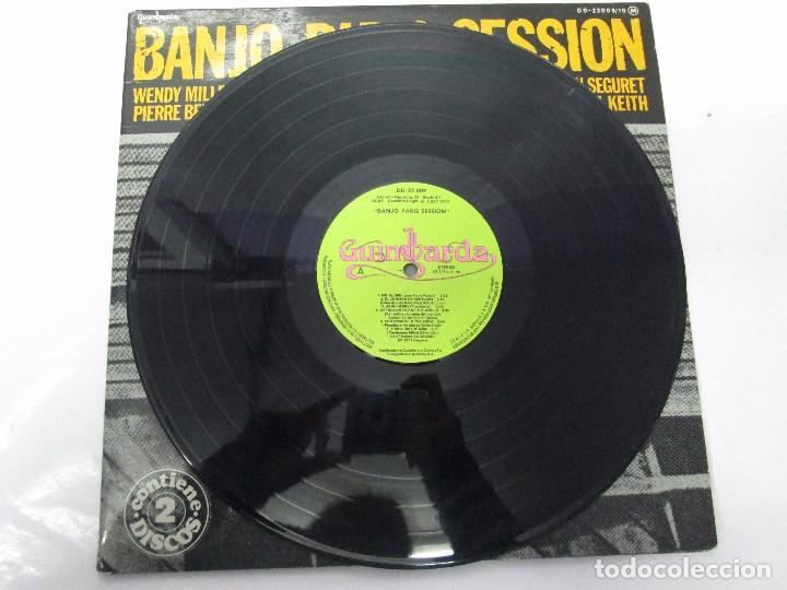 Discos de vinilo: BANJO PARIS SESSION. 2 DISCOS LP VINILO. GUINBARDA 1979. WENDY MILLER. JEAN MARIE REDON... - Foto 9 - 104745091