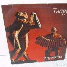 Discos de vinilo: TANGO FOLKLORE ARGENTINA. LP VINILO. ODEON INDUSTRIA ARGENTINA. VER FOTOGRAFIAS ADJUNTAS. Lote 104745235