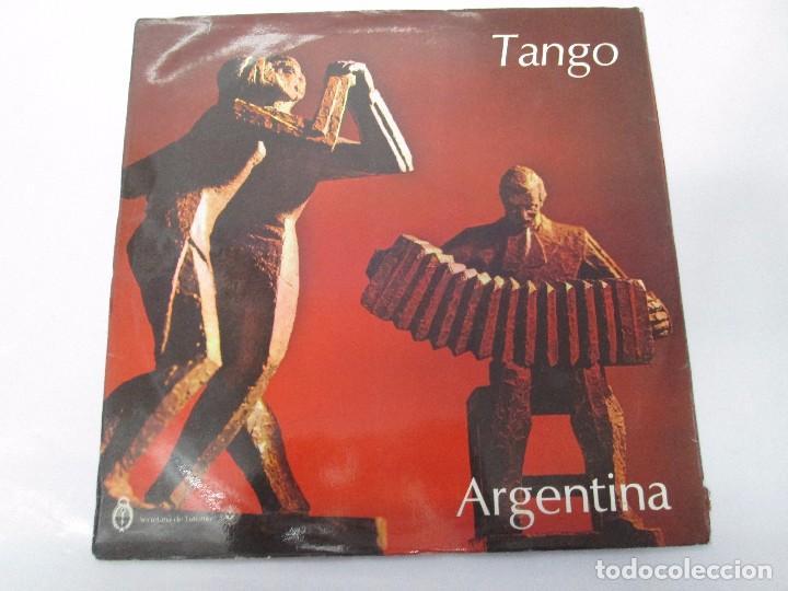 Discos de vinilo: TANGO FOLKLORE ARGENTINA. LP VINILO. ODEON INDUSTRIA ARGENTINA. VER FOTOGRAFIAS ADJUNTAS - Foto 2 - 104745235