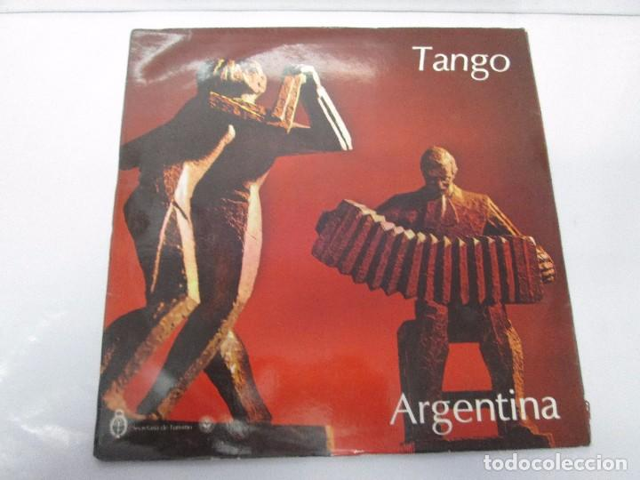 Discos de vinilo: TANGO FOLKLORE ARGENTINA. LP VINILO. ODEON INDUSTRIA ARGENTINA. VER FOTOGRAFIAS ADJUNTAS - Foto 9 - 104745235