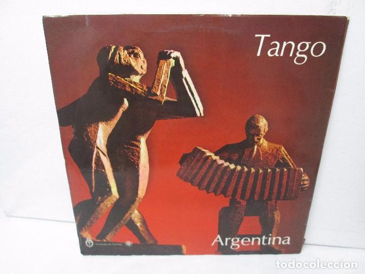 Discos de vinilo: TANGO FOLKLORE ARGENTINA. LP VINILO. ODEON INDUSTRIA ARGENTINA. VER FOTOGRAFIAS ADJUNTAS - Foto 10 - 104745235