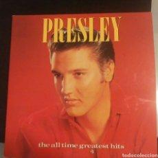 Discos de vinilo: DOBLE VINILO ELVIS PRESLEY. Lote 104746350