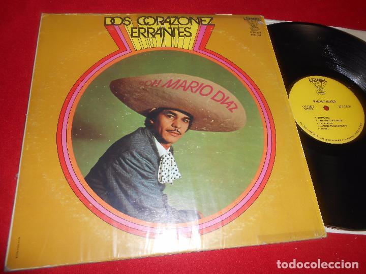MARIO DIAZ MARIACHI JALISCO LP LIZNEL LPS 1372 PUERTO RICO (Música - Discos - LP Vinilo - Grupos y Solistas de latinoamérica)
