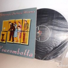 Discos de vinilo: COMPAÑYA ELECTRICA DHARMA - L.OUCOMBOLLA- CARPETA AÑO 1976-BCN-EDIGSA . Lote 104772831