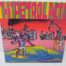 Discos de vinilo: THAT PETROL EMOTION. CHEMICRAZY. LP VINILO. VIRGIN RECORDS 1990. VER FOTOGRAFIAS ADJUNTAS. Lote 104777619