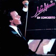 Discos de vinilo: JULIO IGLESIAS. EN CONCIERTO. DOBLE LP ESPAÑA. Lote 104780779