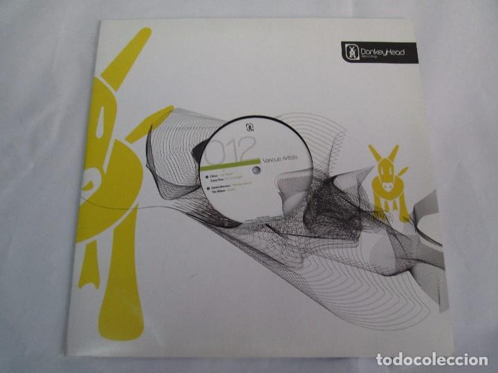 Discos de vinilo: 012 VARIOUS ARTISTS. CKOS. DAVY DEE. DAVID HERRERO. TIM BAKER. E.P. VINILO. DONKEYHEAD - Foto 2 - 104784555