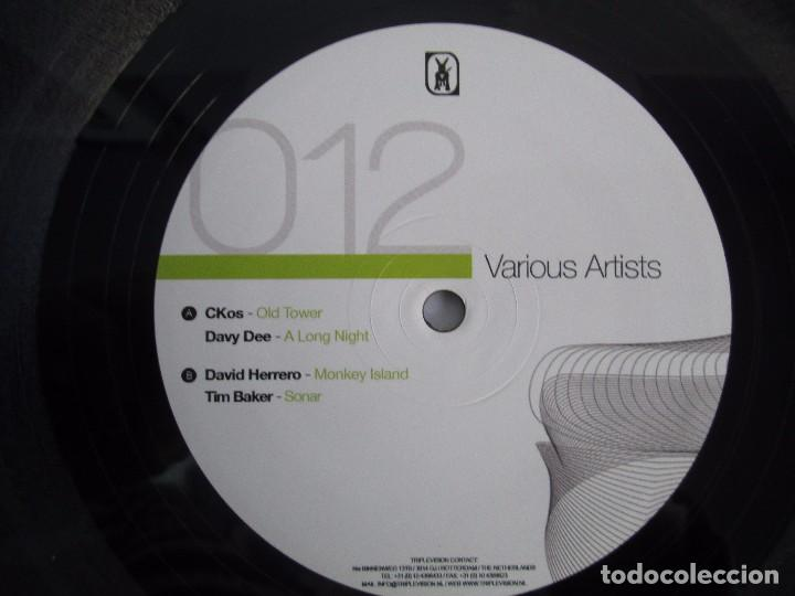 Discos de vinilo: 012 VARIOUS ARTISTS. CKOS. DAVY DEE. DAVID HERRERO. TIM BAKER. E.P. VINILO. DONKEYHEAD - Foto 4 - 104784555