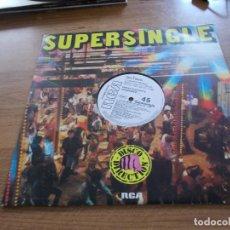 Discos de vinilo: SABINE SAUVANT & COMPAGNIE. TO THE MUSIC HIT MAKERS. Lote 104795463