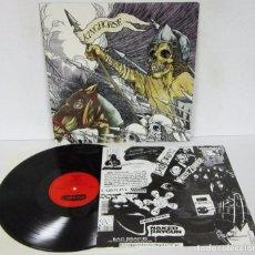 Discos de vinilo: KINGHORSE - KINGHORSE - LP - CAROLINE RECORDS 1990 GERMANY CON ENCARTE - NUEVO / MINT. Lote 104819603