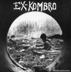 Discos de vinilo: EX - KOMBRO, EP, SIN VOTO + 6, AÑO 19?? MEDELLIN - COLOMBIA. Lote 104819663