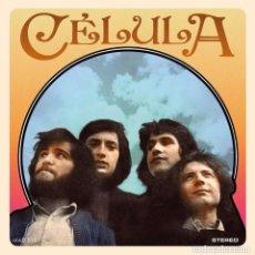 Discos de vinilo: CÉLULA - CÉLULA (MAD010 7'', EP, LIMITADA NUMERADA 450 EJEMPLARES, 2017) NUEVO + 4 POSTALES FIRMADA. Lote 213756680