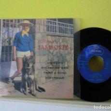Discos de vinilo: CONJUNTO JAMBOREE 1963 , SINGLE 145. Lote 104851979