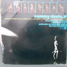 Discos de vinilo: SAMMY DAVIS JR - DIRECTO SANDS HOTEL LAS VEGAS. Lote 104852675