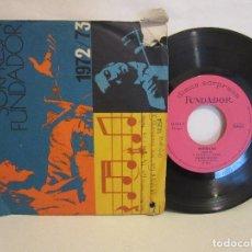 Discos de vinilo: MODULOS - UN NUEVO DIA / ADIOS AL AYER +2 - EP - 1972 - SPAIN - G/VG. Lote 104861311
