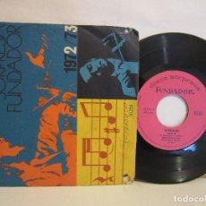 Discos de vinilo: MODULOS - UN NUEVO DIA / ADIOS AL AYER +2 - EP - 1972 - SPAIN - VG/VG. Lote 104861727