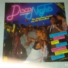 Discos de vinilo: DISCO-NIGHTS, 1985. Lote 104896291