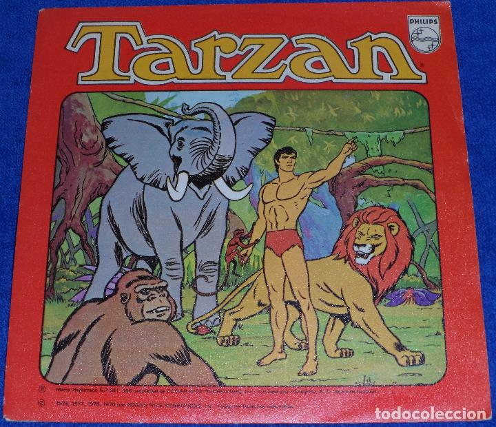 TARZAN - PHILIPS (1979) (Música - Discos - Singles Vinilo - Música Infantil)