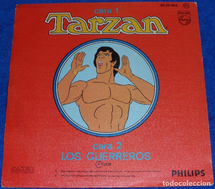 Discos de vinilo: Tarzan - Philips (1979) - Foto 2 - 105790880