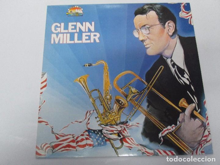 Discos de vinilo: GLENN MILLER. LOUIS ARMSTRONG AND JACK TEAGARDEN. 2 LP VINILO. GIANTS OF JAZZ. VER FOTOGRAFIAS - Foto 9 - 104907943