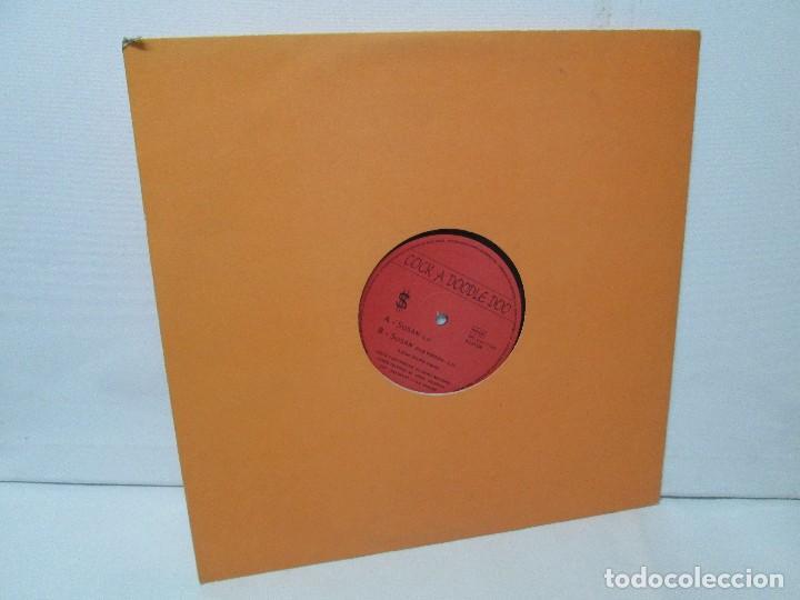 COCK A DOODLE DOO. E.P. VINILO. ALLIANCE RECORDS 1996. VER FOTOGRAFIAS ADJUNTAS (Música - Discos - Singles Vinilo - Electrónica, Avantgarde y Experimental)