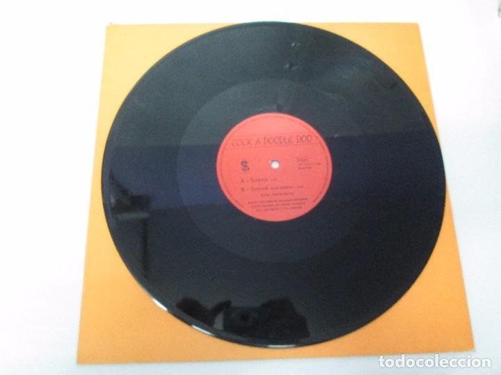 Discos de vinilo: COCK A DOODLE DOO. E.P. VINILO. ALLIANCE RECORDS 1996. VER FOTOGRAFIAS ADJUNTAS - Foto 3 - 104908303