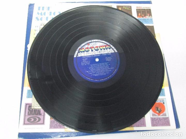 Discos de vinilo: FOUR TOPS YESTERDAY´S DREAMS. LP VINILO. MOTTOWN RECORDS 1968. VER FOTOGRAFIAS - Foto 3 - 104909231