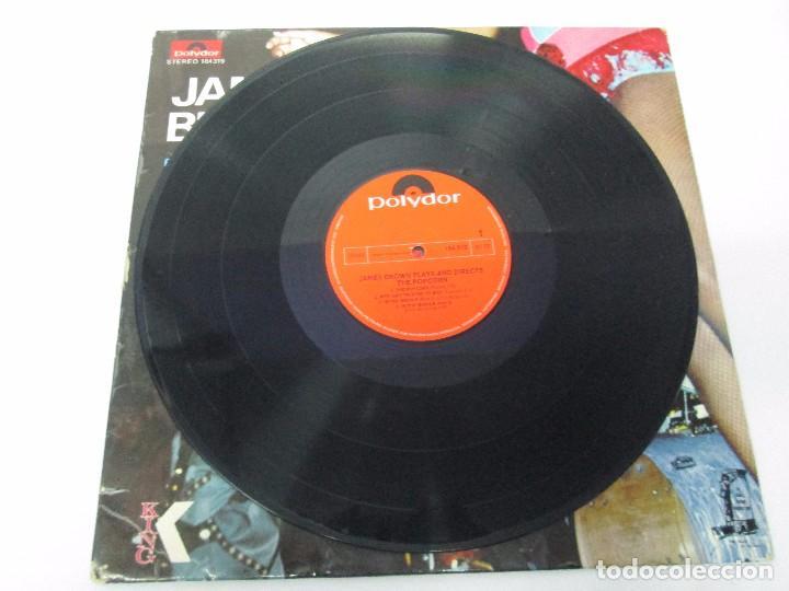 Discos de vinilo: JAMES BROWN. THE POPCORN. LP VINILO. POLYDOR. VER FOTOGRAFIAS ADJUNTAS - Foto 3 - 104909543