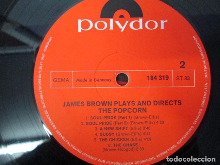 Discos de vinilo: JAMES BROWN. THE POPCORN. LP VINILO. POLYDOR. VER FOTOGRAFIAS ADJUNTAS - Foto 6 - 104909543