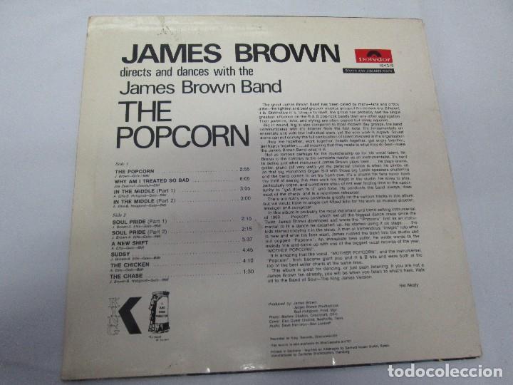 Discos de vinilo: JAMES BROWN. THE POPCORN. LP VINILO. POLYDOR. VER FOTOGRAFIAS ADJUNTAS - Foto 8 - 104909543