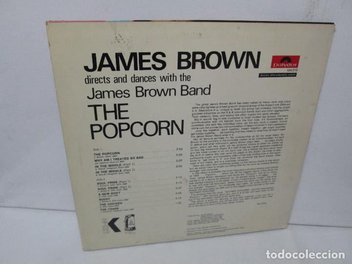 Discos de vinilo: JAMES BROWN. THE POPCORN. LP VINILO. POLYDOR. VER FOTOGRAFIAS ADJUNTAS - Foto 9 - 104909543