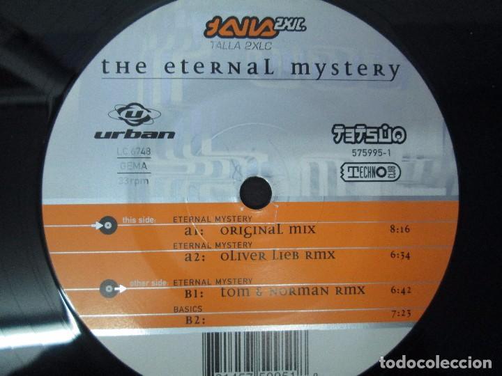 Discos de vinilo: THE ETERNAL MYSTERY. E.P VINILO. MOTOR MUSIC 1996. VER FOTOGRAFIAS ADJUNTAS - Foto 4 - 104910231