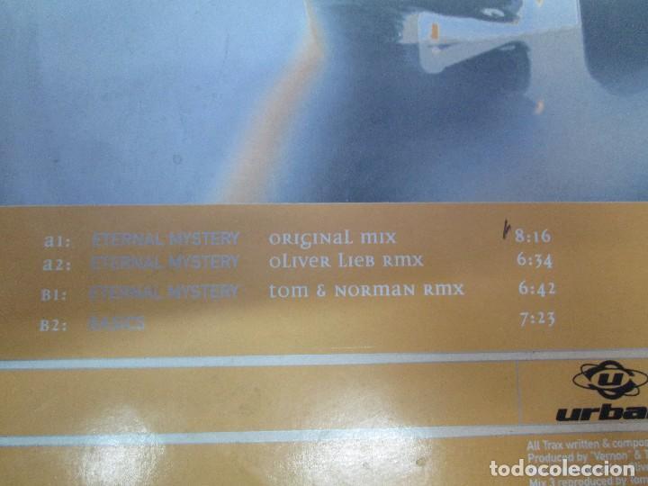 Discos de vinilo: THE ETERNAL MYSTERY. E.P VINILO. MOTOR MUSIC 1996. VER FOTOGRAFIAS ADJUNTAS - Foto 7 - 104910231