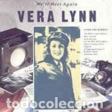 Discos de vinil: VERA LYNN - WE'LL MEET AGAIN - 24 WAR-TIME MEMORIES (LP, COMP) LABEL:TELSTAR CAT#: STAR 2369. Lote 104938503