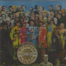 Discos de vinilo: BEATLES SGT PEPPERS. Lote 104942459