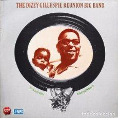 Discos de vinilo: THE DIZZY GILLESPIE REUNION BIG BAND. 20TH AND 30TH ANNIVERSARY ED. ESPAÑA . Lote 104949783