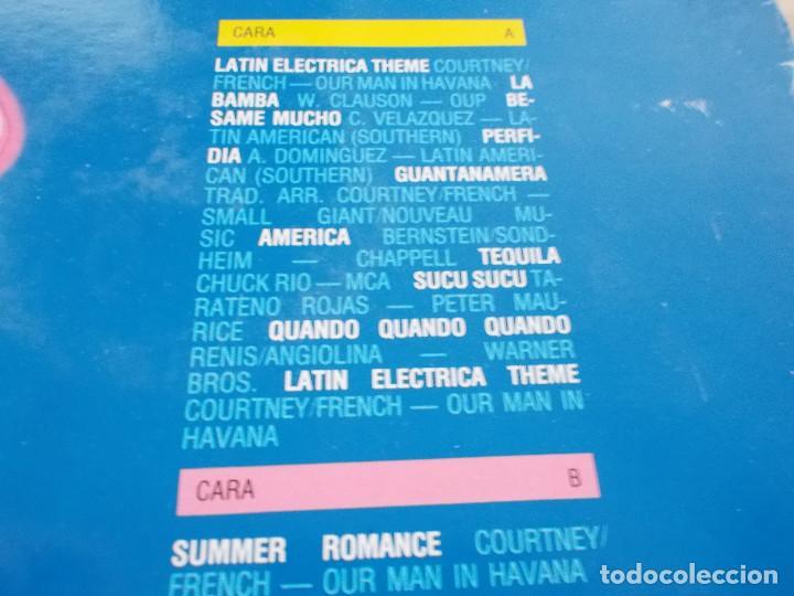 Discos de vinilo: LATIN ELECTRICA. - Foto 3 - 104958847