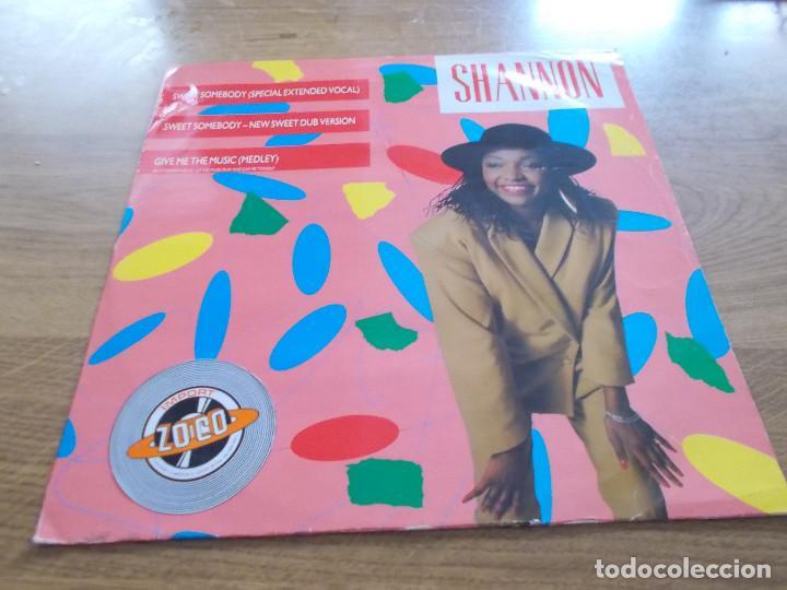 SHANNON. (Música - Discos de Vinilo - Maxi Singles - Funk, Soul y Black Music)