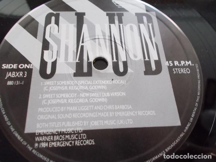 Discos de vinilo: SHANNON. - Foto 4 - 104961611