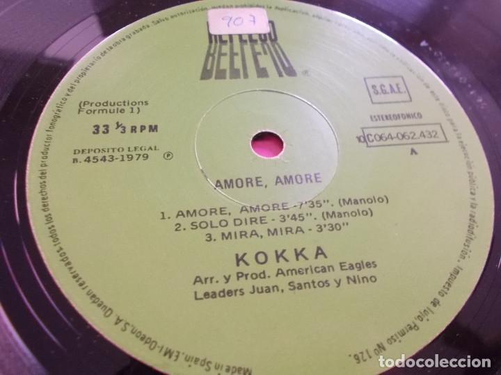 Discos de vinilo: KOKKA. - Foto 3 - 104962855