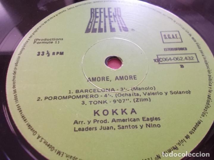Discos de vinilo: KOKKA. - Foto 4 - 104962855