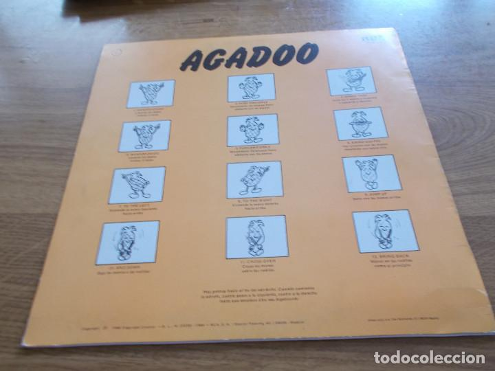 Discos de vinilo: BLACK LACE. AGADOO. EL BAILE DE LA PIÑA. - Foto 2 - 104963039